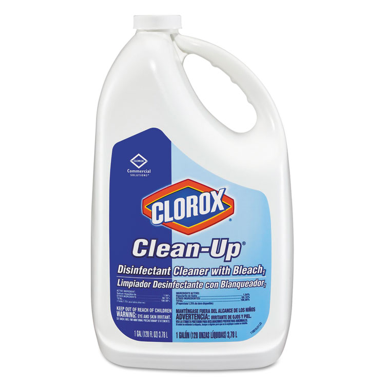 CLOROX CLEAN UP DISF PULL TOP 