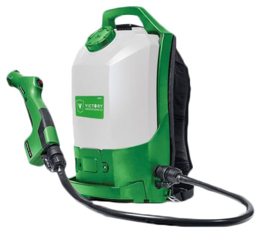 VICTORY BACKPACK CORDLESS  SPRAYER 1-EA
